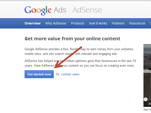 Set-Up-AdSense